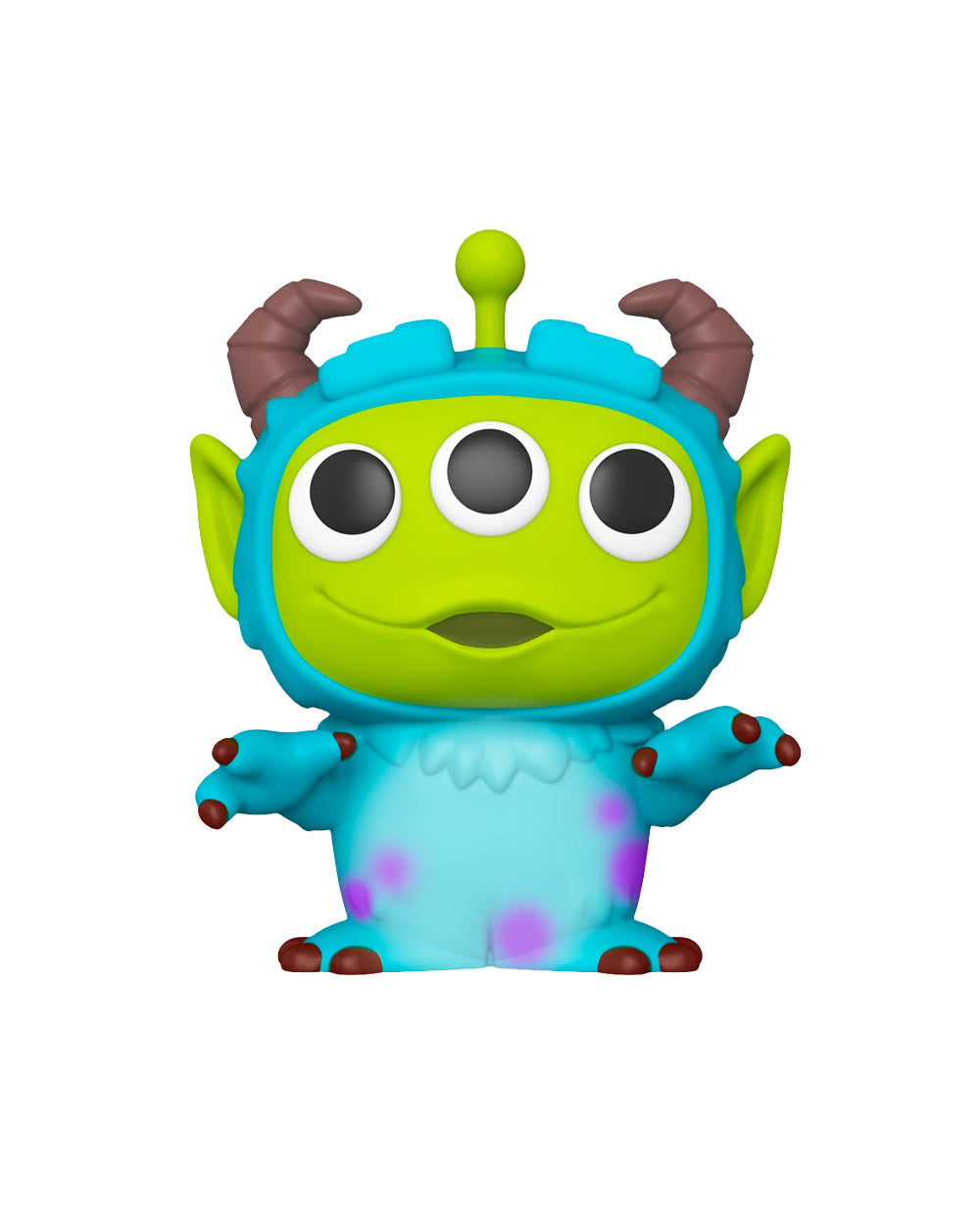 Funko POP - Alien Toy Story Sulley Remix #759 - The Pink a la Mode