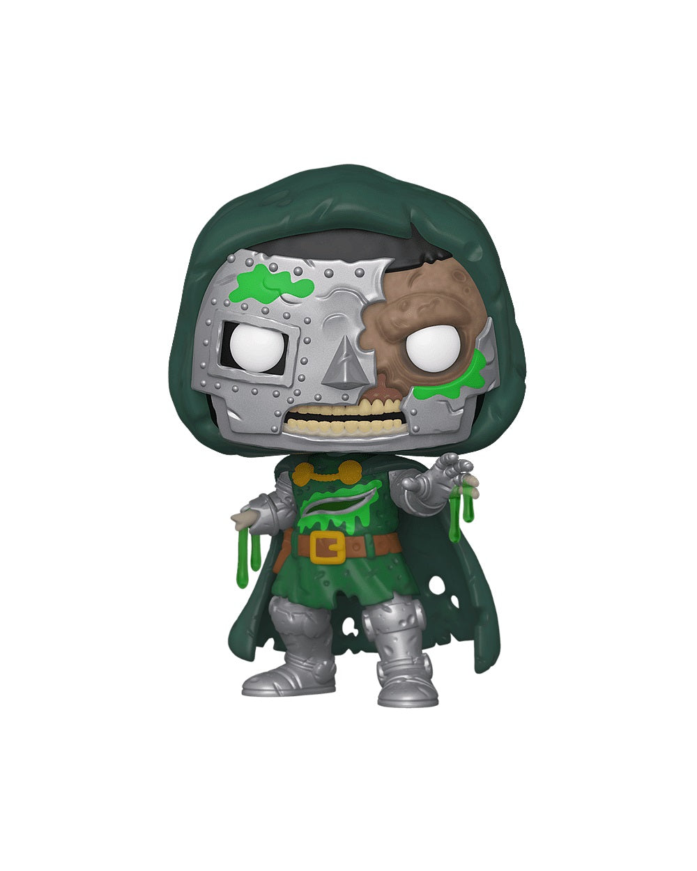 Funko POP - Marvel Zombies Doctor Doom #789 - The Pink a la Mode - Funko - The Pink a la Mode