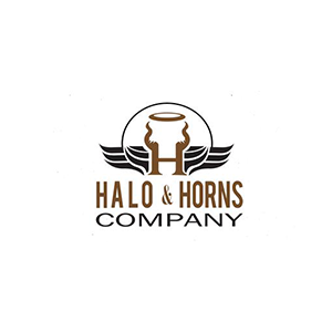 Halo and Horns logo