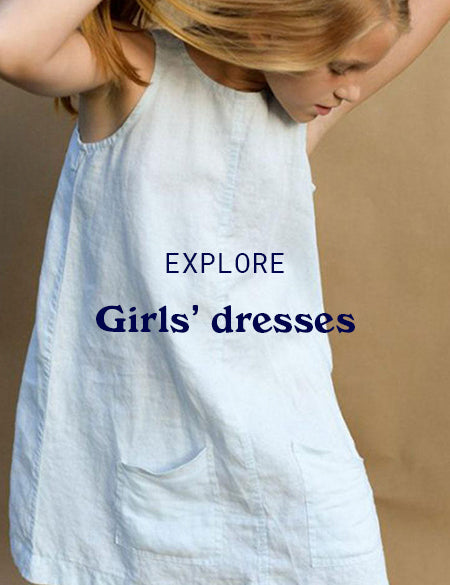 Girl's dresses at Navy Trader Co