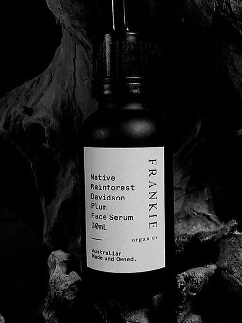 Frankie Organics Face Serum in Native Rainforest Davidson Plum
