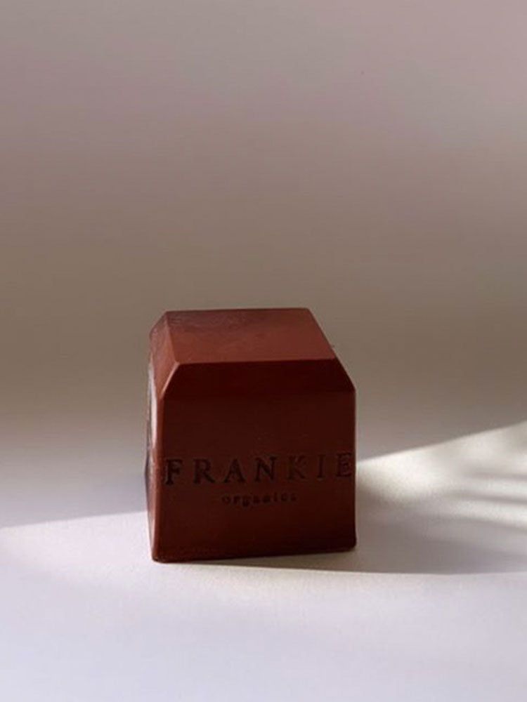 Frankie Organics Organic Cube Soap Red Clay Australian Bush