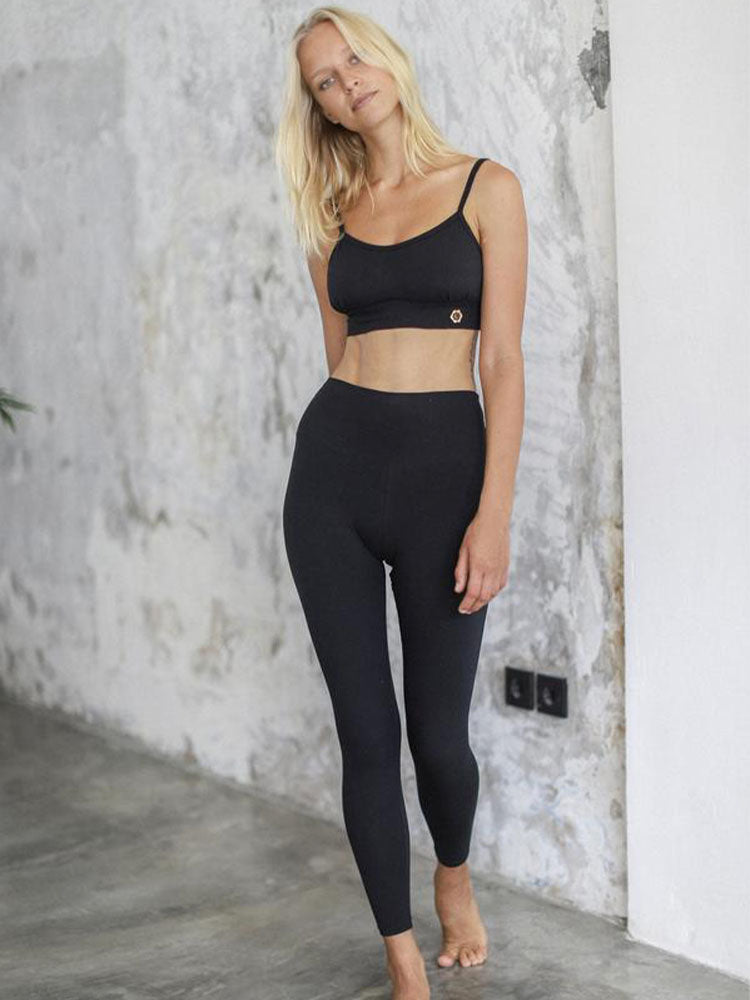 Indigo Luna Ananda Leggings in Black
