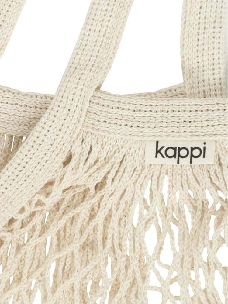 Natural string Kappi grocery bag
