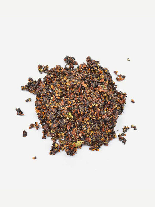Love Tea Honey Spiced Chai Organic Loose Leaf Tea 250g Flat Lay