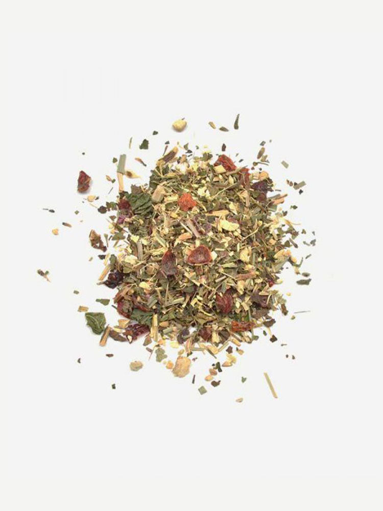 Love Tea Immunity Organic Loose Leaf Tea 75g Flat Lay