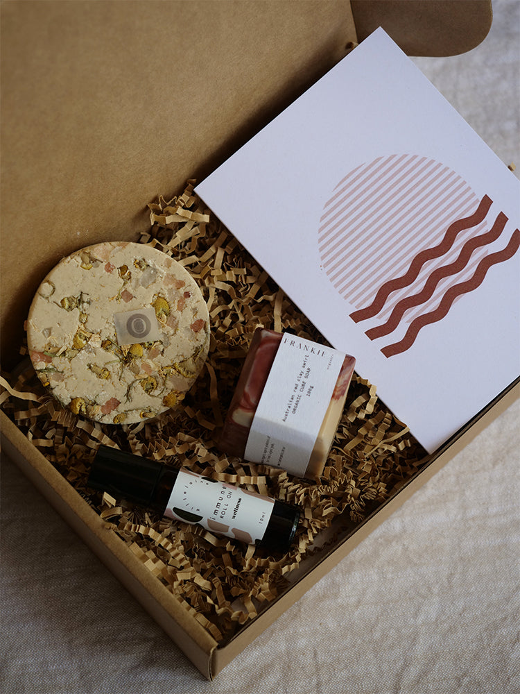 Navy Trader Co A Little Bliss Eco Gift Box