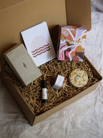 Navy Trader Co Indulge Eco Gift Box