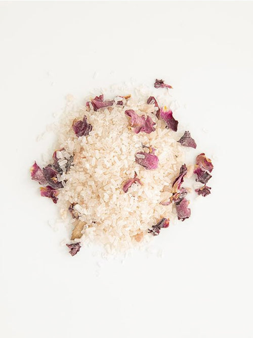 pretty-pile-of-natural-bath-minerals-and-petals