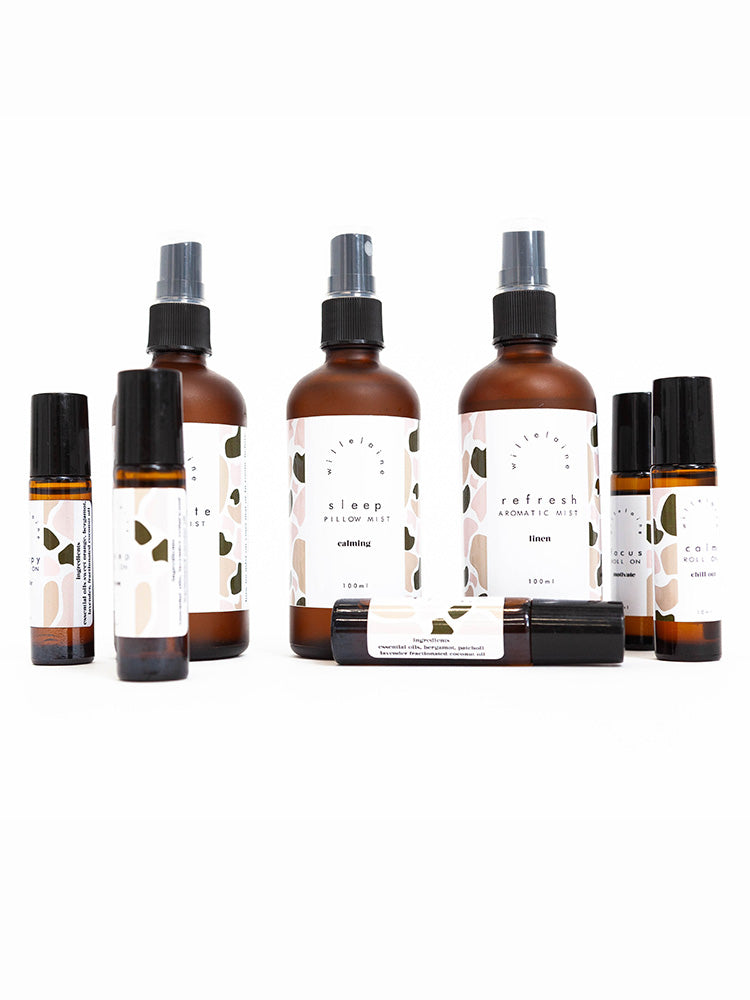 Willelaine Aromatherapy Collection