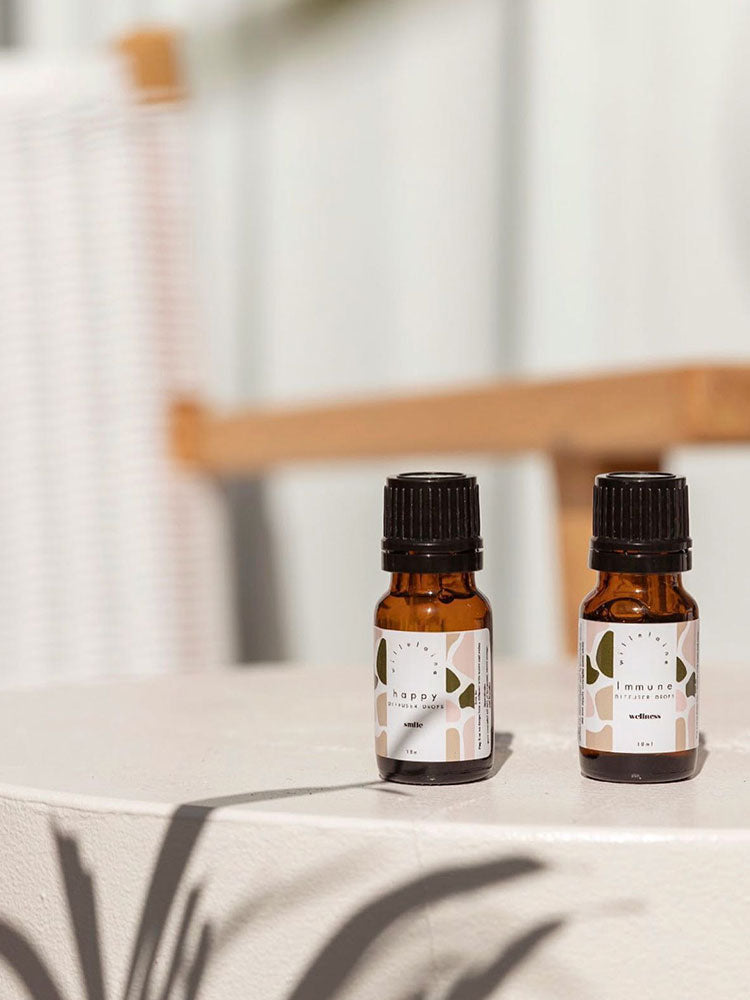 Willelaine Aromatherapy Diffuser Drops