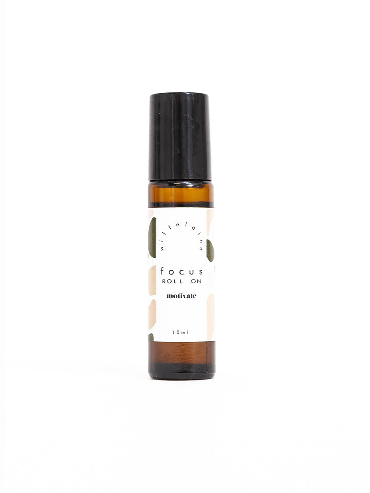 Willelaine Aromatherapy Focus Roll On