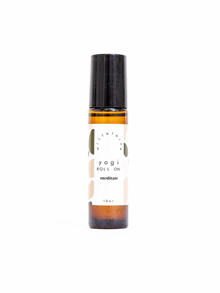 Willelaine Aromatherapy Yogi Roll On