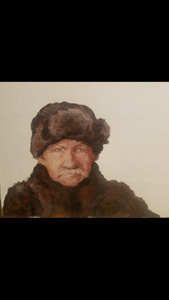 Ancestor Study from Poor Reference Tobias Tobiasson