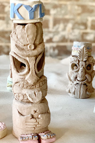 Sculpt a Clay Totem • Event