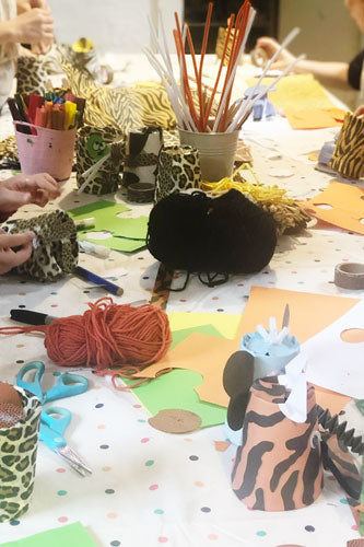 Animal • Craft Party