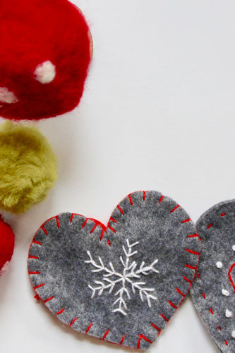Kids Woolly • Christmas Craft Day • 5+