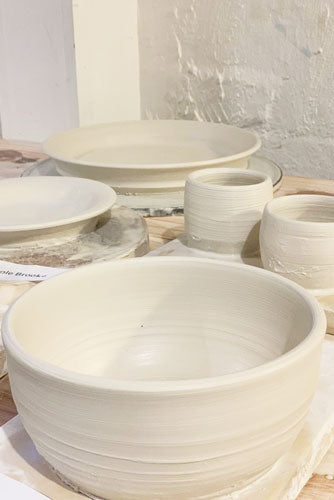 Pottery Course • Throwing, Trimming & Design