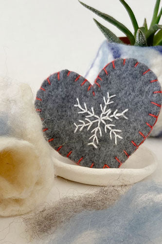 Wool Felted • Christmas Craft Day • 12+