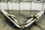 "2"" Forward Facing Coyote Headers"