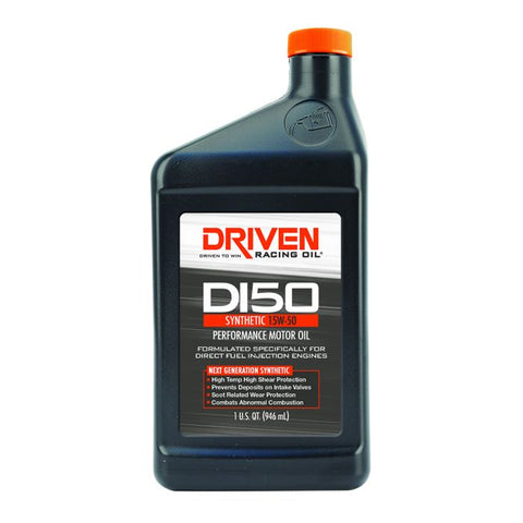 DI50 15W-50 Synthetic Motor Oil Quart