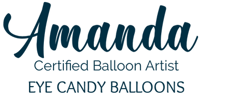 Eye Candy Balloons Certified Balloon Artist New Hampshire