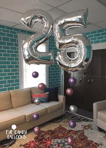 Floating Balloon Numbers