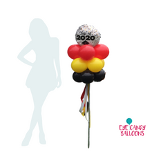 Load image into Gallery viewer, Graduation Spirit Stick Balloon