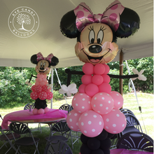 Load image into Gallery viewer, Minnie Balloon Character