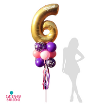 Load image into Gallery viewer, Birthday Party Pole (single)