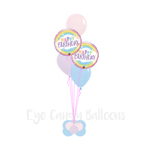 Birthday Balloon Bouquet [Simple]