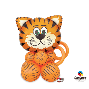 Friendly Tiger Table Topper