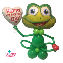 Load image into Gallery viewer, Valentine Frog Prince
