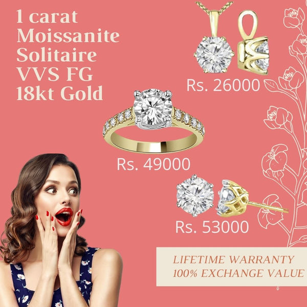 Moissanite 3 products