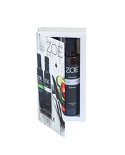 Zoë Cookbook Gift Box: Extra Virgin Olive Oil & White Balsamic