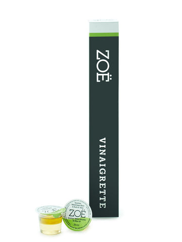 ZOË WHITE BALSAMIC & OLIVE OIL PODS
