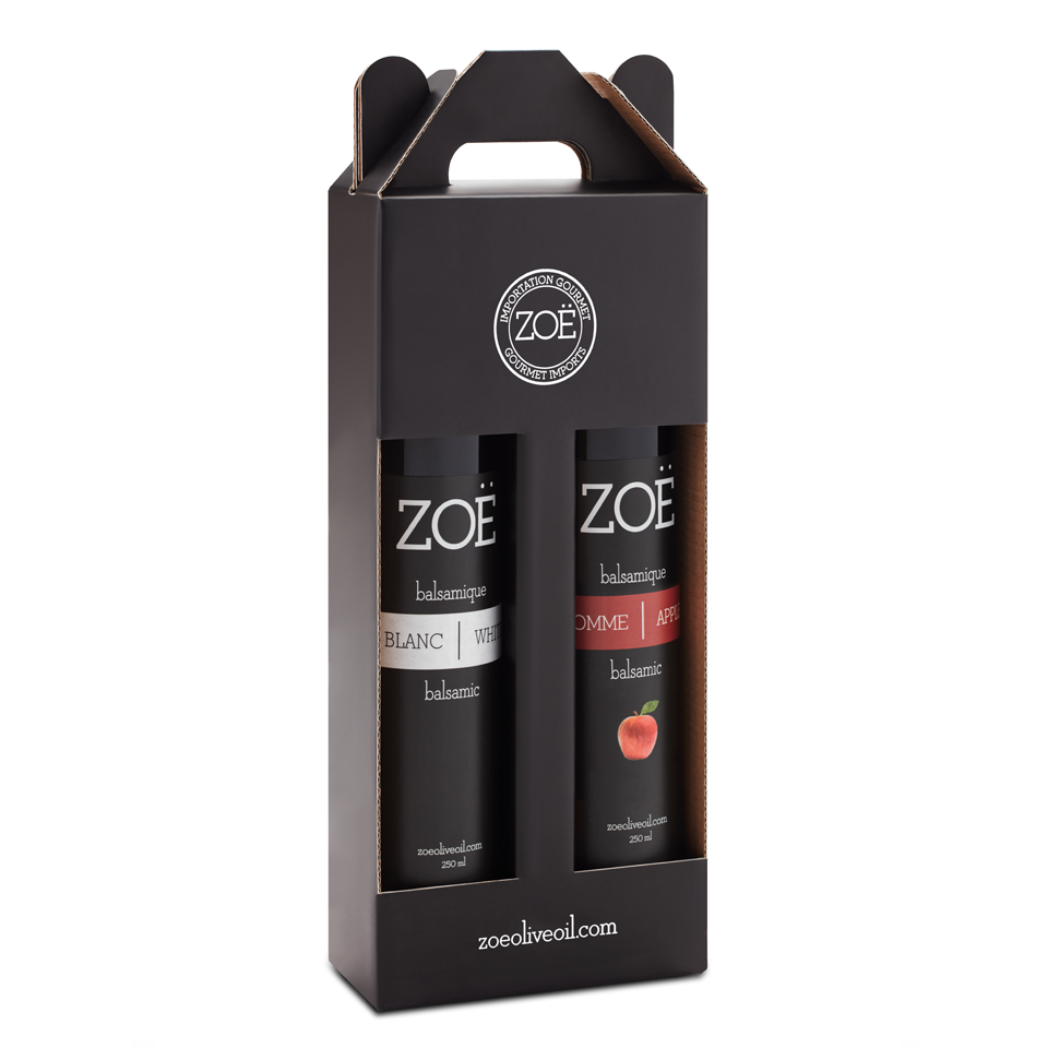 Zöe Balsamic Vinegar Duo