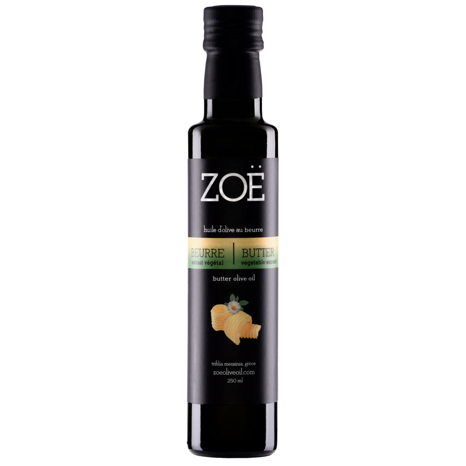 Vegan Butter Infused Olive Oil 250ml