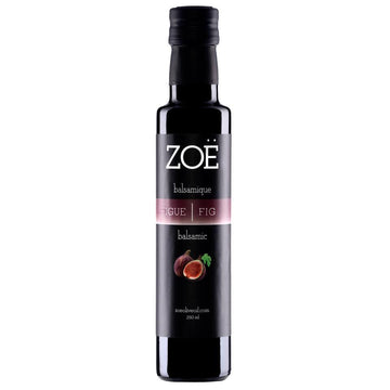 Fig Infused Dark Balsamic Vinegar 250ml