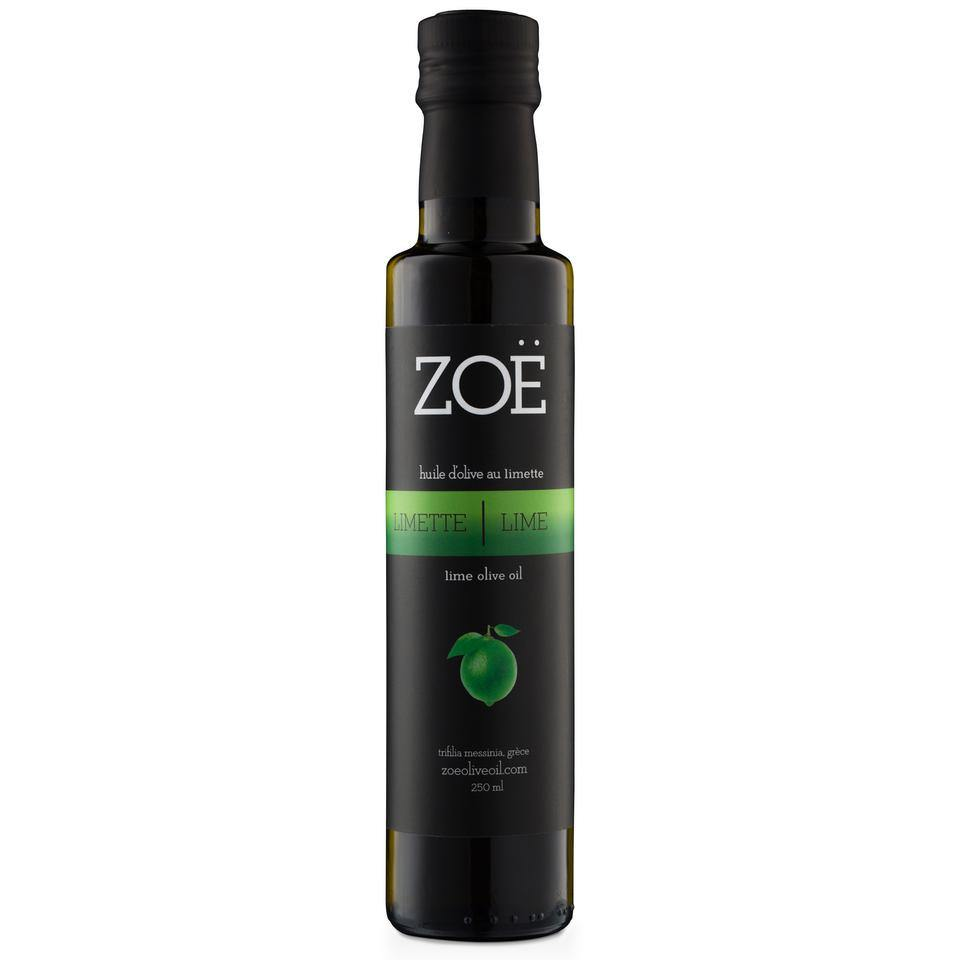 Lime Infused Olive Oil 250ml