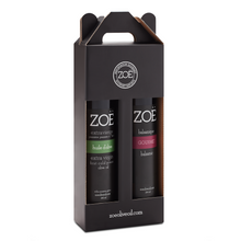 Zöe Olive Oil and Balsamic Vinegar Duo
