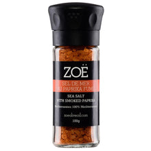 Infused smoked paprika salt 100g
