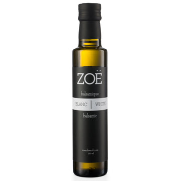 1 - White Balsamic Vinegar 250 ml
