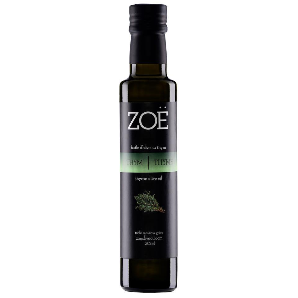 Thyme Infused Olive Oil 250ml