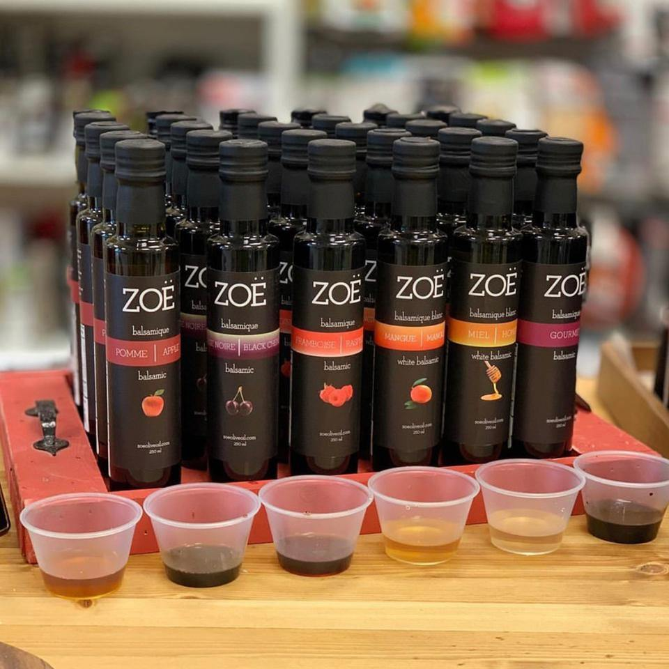 Pomegranate Infused Balsamic Vinegar 250 ml