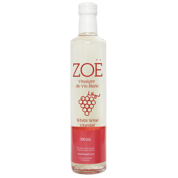 Zoe White Wine Vinegar