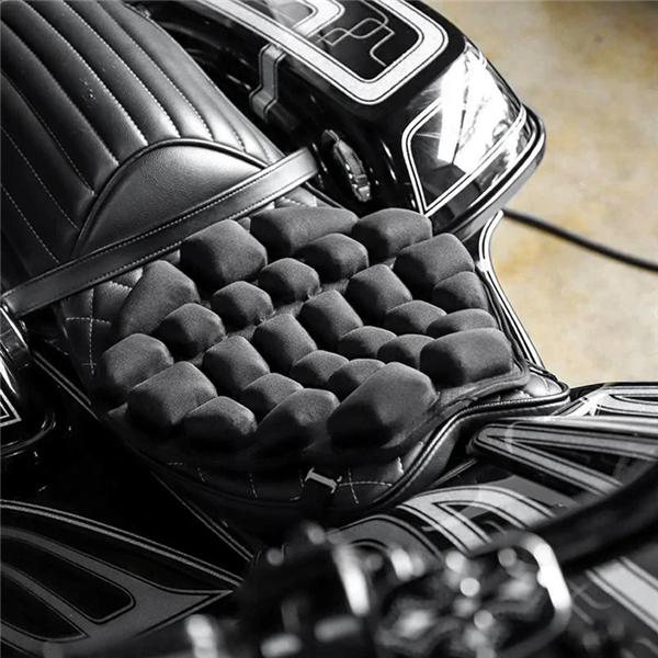 The Ultimate Motorcycle Air Cushion