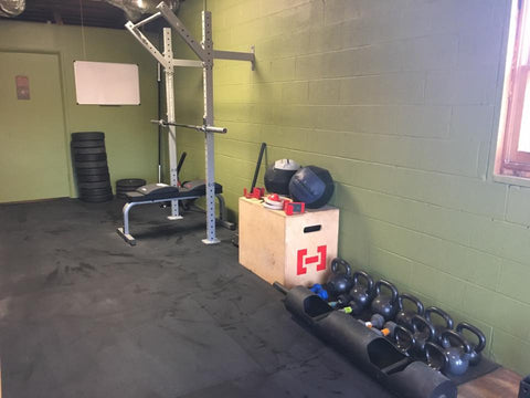Learn these youtube rogue garage gym swypeout