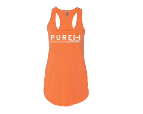 tank apparel pure strength