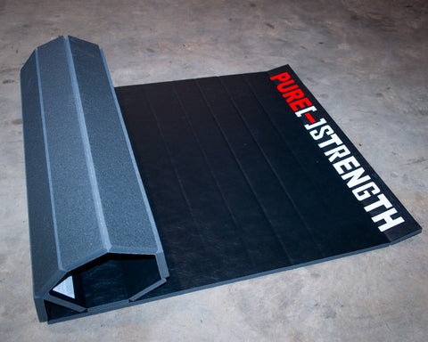 Pure Strength Home Fitness Mat